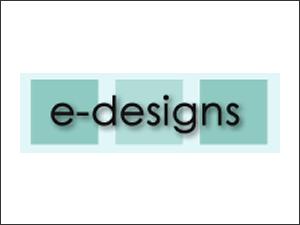 e designs logo